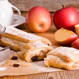 Réaliser un délicieux Apfelstrudel en 8 étapes