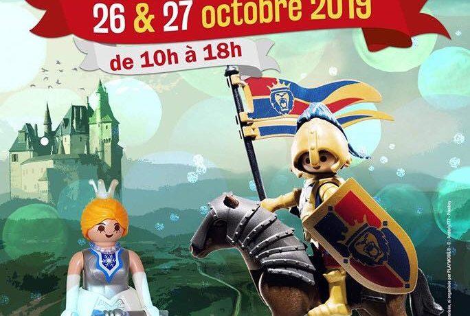 Exposition Playmobil : 26 & 27 Octobre 2019 à Milhaud