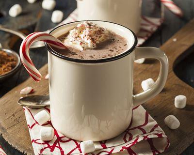 Un Bon chocolat chaud à partager !